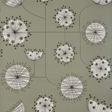 Dandelion Mobile French Grey with White MISP1023