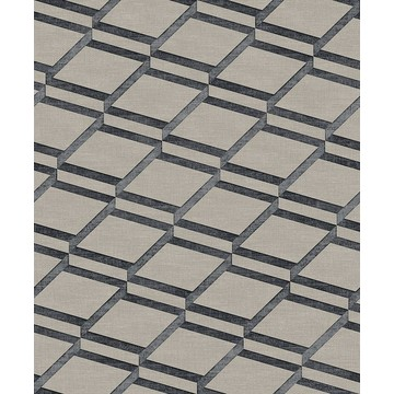 Squares Taupe BL22733