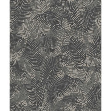 Tropical Leaves Taupe BL22762