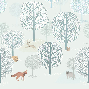Forest Animals 399116