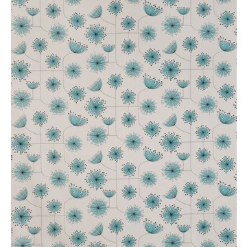 Dandelion Mobile Porcelain with Powder Blue FABR1003