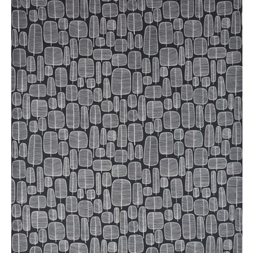 Little Trees Charcoal FABR1020