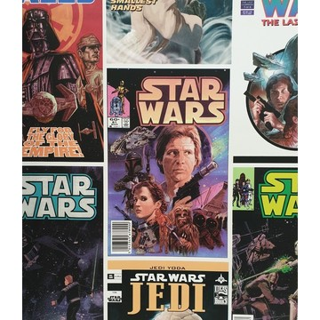 Star Wars Poster Fronts 70-454