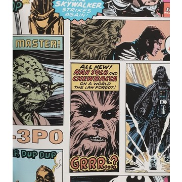 Star Wars Pop Art Collage 70-573