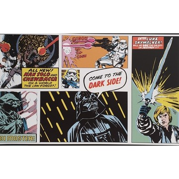 Star Wars Frieze Border 90-062
