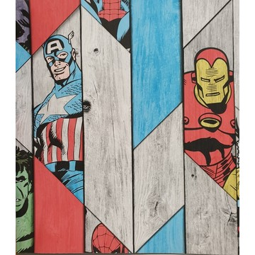 Marvel Wood Panel 102435