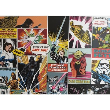 Star Wars Wall Mural 70-586