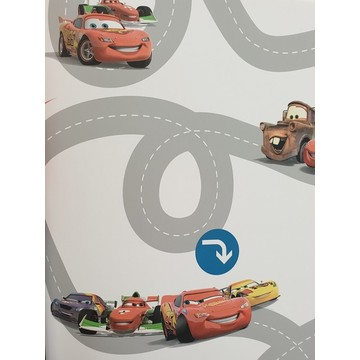 Cars Racetrack DF72599