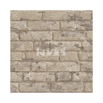 Antique painted bricks - Beige 8888-49