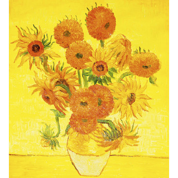 Sunflowers - Vincent Van Gogh MS-3-0252