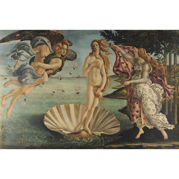 Birth of Venus - Sandro Botticelli MS-5-0249