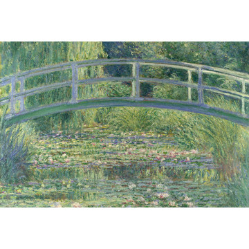 Water Lily Pond - Claude Oskar Monet MS-5-0255