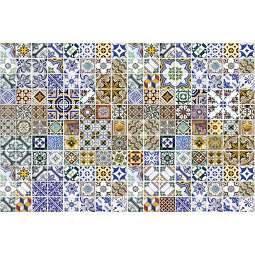 Portugal Tiles MS-5-0275