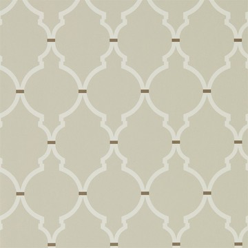 Empire Trellis Linen/Cream 216337