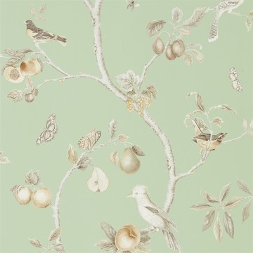 Fruit Aviary Sage/Neutral 216311