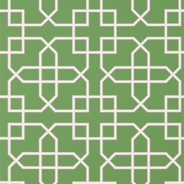 Hampton Trellis Botanical Green 216660