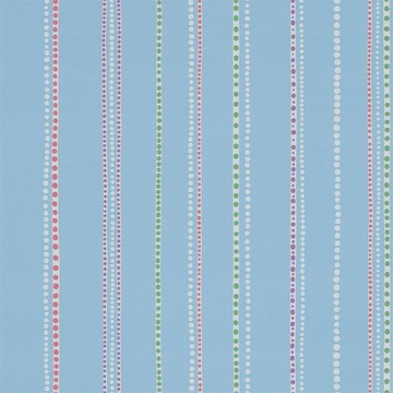 Abacus Stripe Powder Blue/Multi 214750