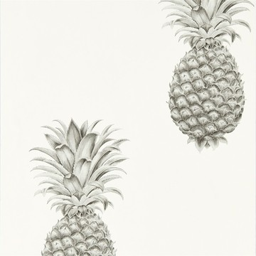 Pineapple Royale Silver/Ivory 216324