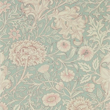Double Bough Teal Rose 216680