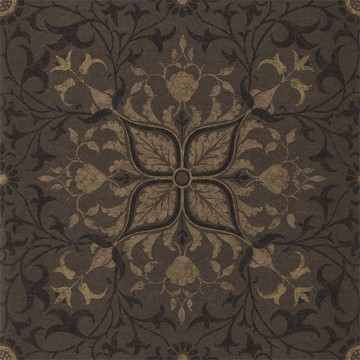 Pure Net Ceiling Charcoal/Gold 216036