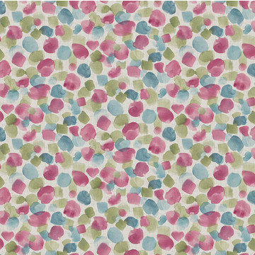 Painted Dot Rasberry 676201
