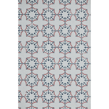 Anchor Tile Red/White/Blue BG1000101