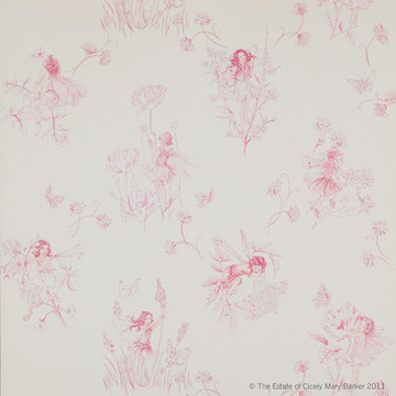 Meadow Flower Fairies J124W-05