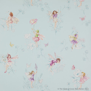 Meadow Flower Fairies J124W-03