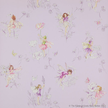 Meadow Flower Fairies J124W-04