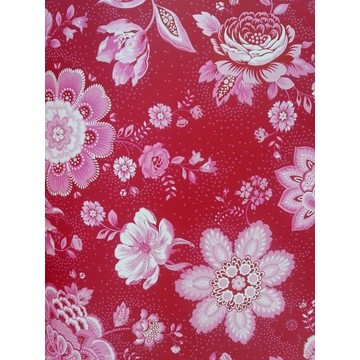 Folklore Chintz Red 341011