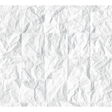 White crumbled paper 8888-71