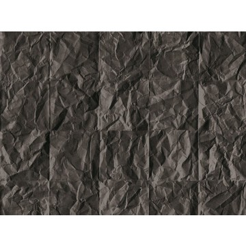 Black crumbled paper 8888-72