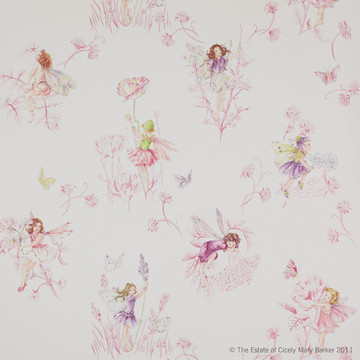 Meadow Flower Fairies J124W-01