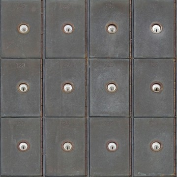 Industrial Metal Cabinets WP20113