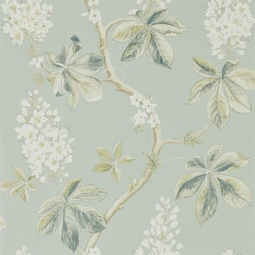 Chestnut Tree Grey Blue/Sage 215708