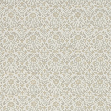 Morris Bellflowers Linen/Cream 216437